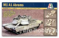 6438 M1A1 Abrams with Resin parts