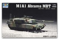 07276 M1A1 Abrams Main Battle Tank (М1А1 `Абрамс`)