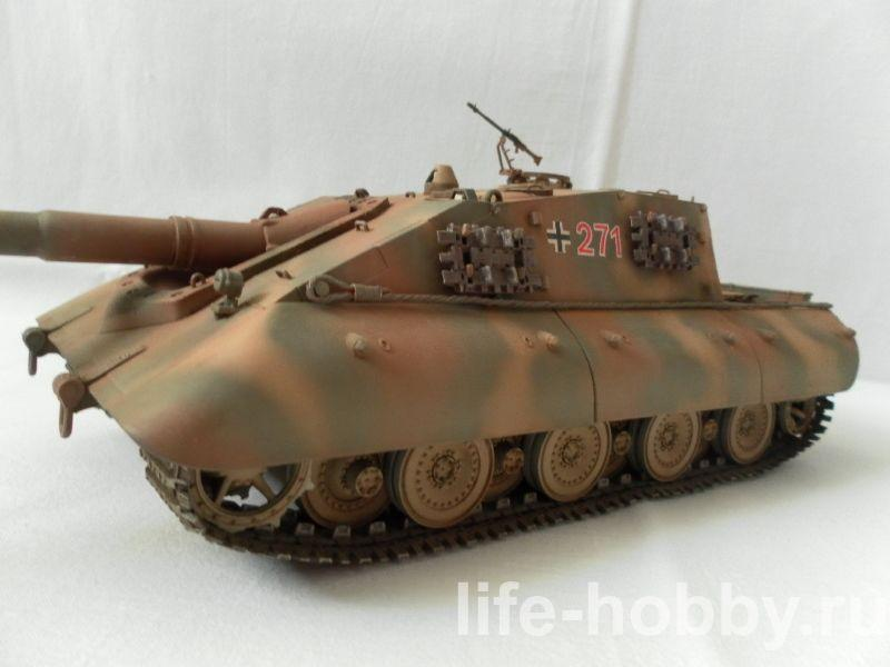 Trumpeter 1//35 01596 German Jagdpanzer E-100