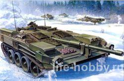 00309 Танк Швеции STRV 103B MBT / Sweden Stridsvagn 103B MBT