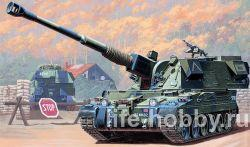 00324 САУ Британская 155мм AS-90 / Self-propelled Howitzer AS-90