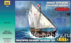 "9005 Корабль экспедиции Христофора Колумба «Нинья» / Christopher Columbus expedition ship ""Nina"""