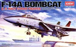 12206 Самолет F-14A Bombcat U.S. NAVY strike fighter