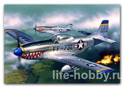 0086 F-51D Mustang U.S. Fighter