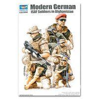 00421 Modern German ISAF Soldiers in Afghanistan