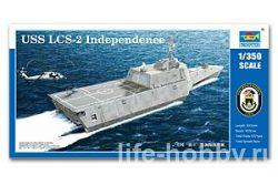 04548 USS Independence LCS-2 (Американский корабль-стелc LCS-2 «Индепенденс/Независимость»)