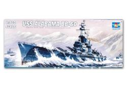 05762 USS Alabama BB-60 (Линкор BB-60 «Алабама»)